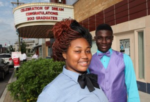 Every year, HCJFS honors its foster kids who graduate from high school or earn GEDs.