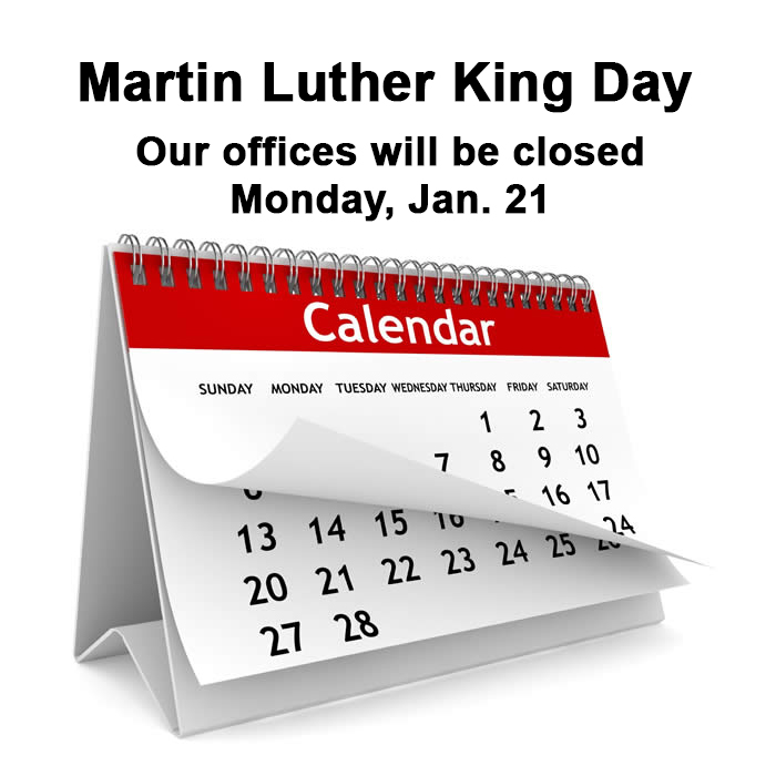 Offices Closed Monday For Mlk Day Hamilton County Adoption